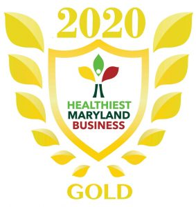 2020 Gold Wellness at Work Award